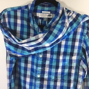 Old Navy Men's Oxford Style Button-Down